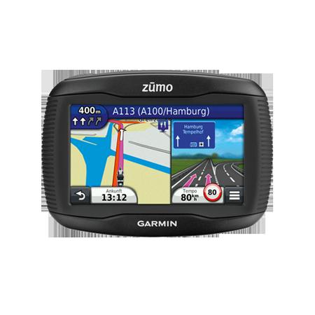 Garmin Zumo Motornavigatie