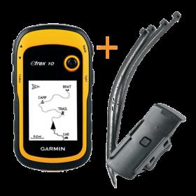 Garmin eTrex 10 - Fietspakket